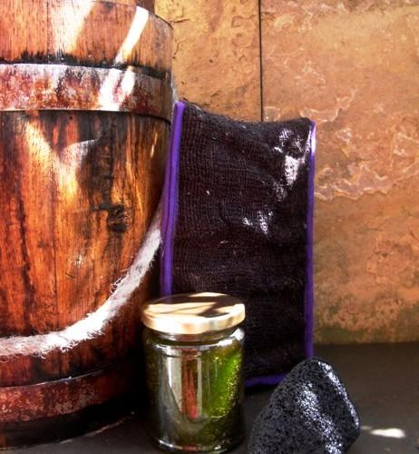 Traditional Exfoliating