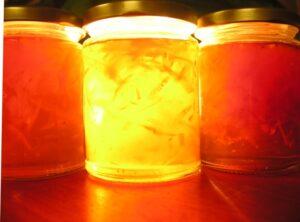 Mrs Everybody's marmalade looks like sunshine in a jar!