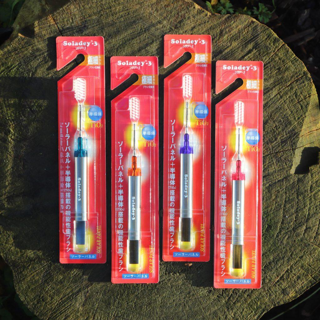 Soladey Toothbrush UK