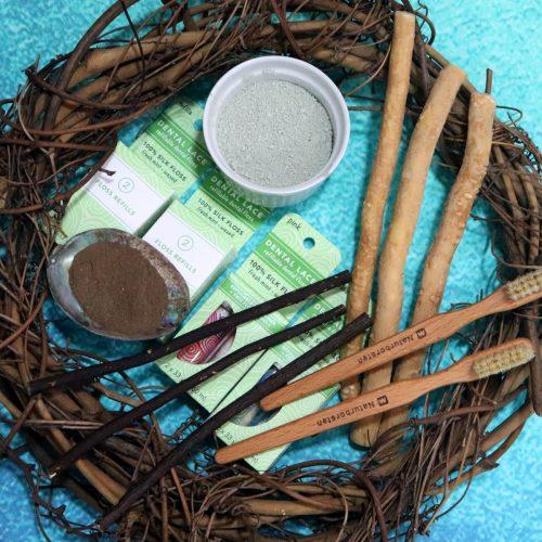 natural oral care kit