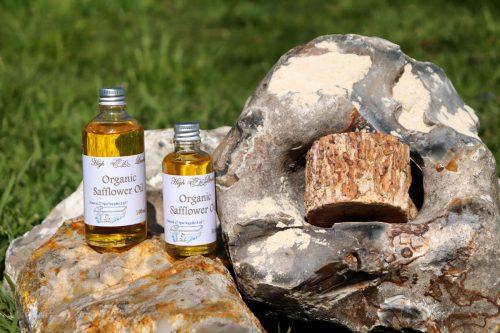 Thanaka Powder and 100ml safflower natural permanent hiar removal kit natural spa supplies ltd
