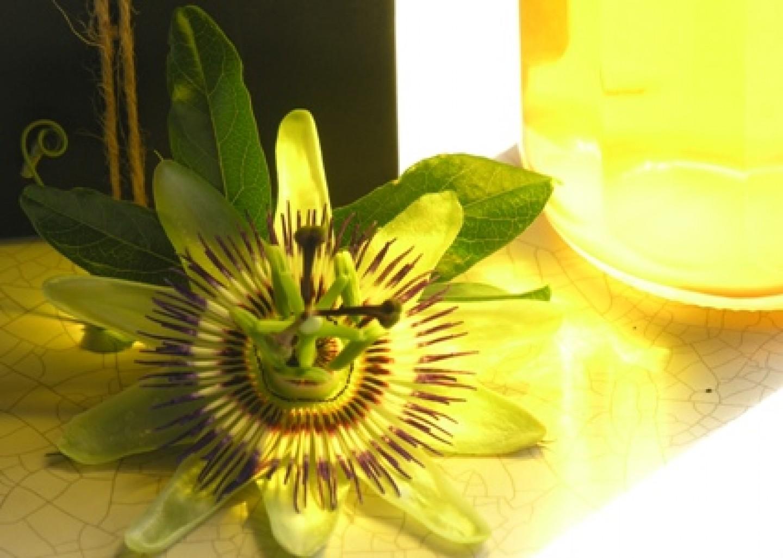 1 litre argan with passion flower crop